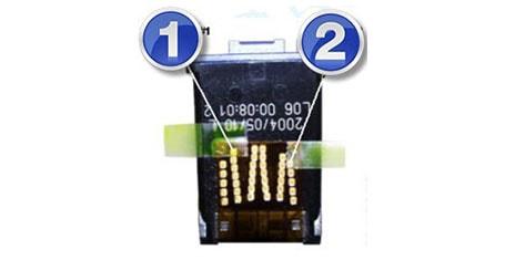 نحوه ریست کردن سطح جوهر در کارتریج های 27، 28، 56، 57، 58 HP