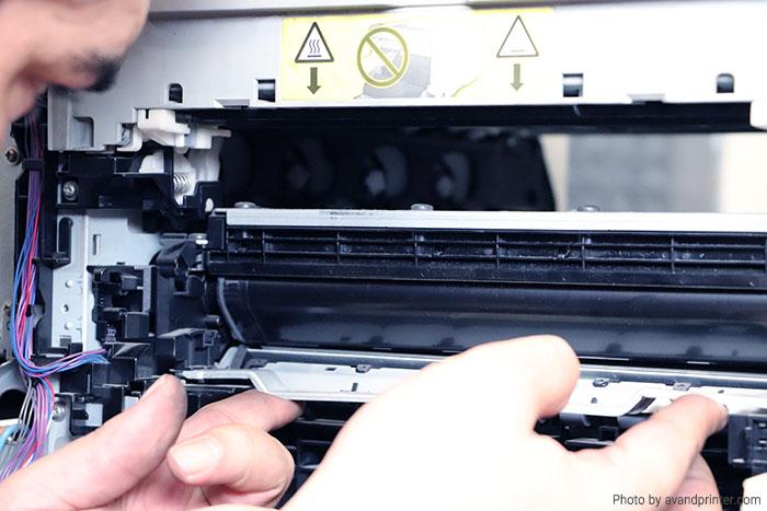 تعمیر پرینتر و تعمیر دستگاه کپی