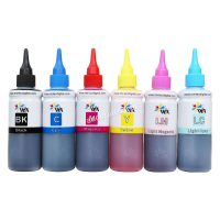 جوهر پرینتر اپسون WOX - 100ml Epson 6 Color Cartridge Ink