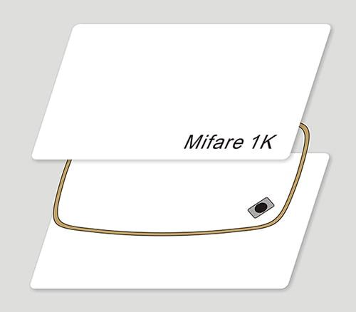 کارت پی وی سی مایفر Mifare PVC Card