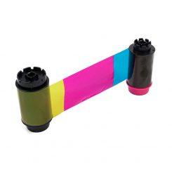 ریبون رنگی 500 عکس نیسکا Nisca PR-C201 YMCK Ribbon