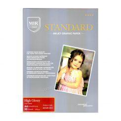 MIR A4 240gsm High Glossy Photo Paper