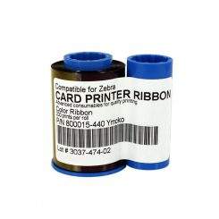 ریبون رنگی 200 عکس زبرا Zebra YMCKO Ribbon 200 Images