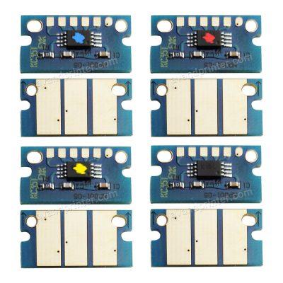 چیپ تونر کونیکا مینولتا ست چهار رنگ Konica Minolta C35 Toner Chipset