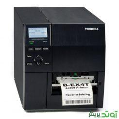 چاپگر لیبل و بارکد صنعتی Toshiba B-EX4T1