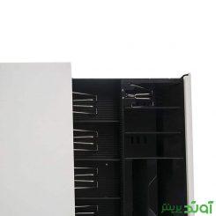 کشوی پول زد ای سی 4 خانه ZEC ZE410 cash drawer