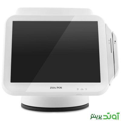 صندوق فروشگاهی زوا ZOA POS ZP-100 با پردازنده I3