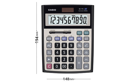 Casio-DS-1TS