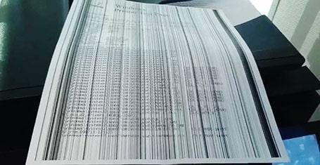 دلایل وجود خطوط اضافی در کپی اسناد و نحوه برطرف کردن آن