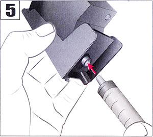 کیت شارژ کارتریج جوهر افشان اچ پی 131