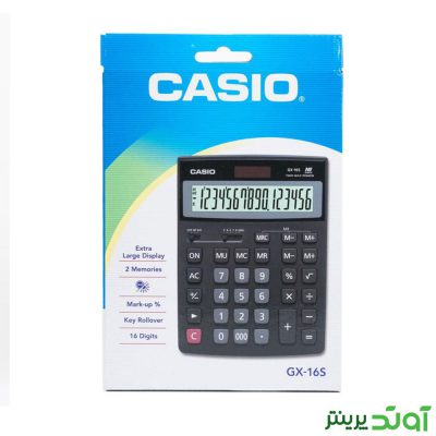 ماشین حساب کاسیو Casio GX-16s