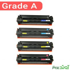 کارتریج اچ پی ست کامل چهار رنگ HP 202A