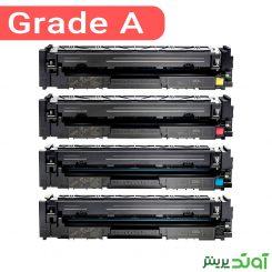 HP 203A Laserjet Color Cartridge CMYK