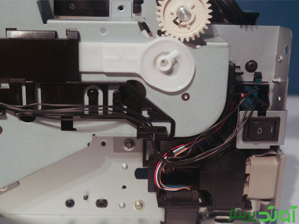 HP LaserJet 1160 or 1320 Main Board Replacement