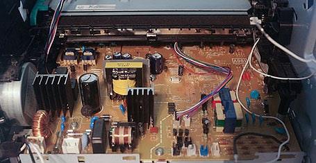 آموزش تعویض بورد اصلی دستگاه HP LaserJet 1160 یا 1320