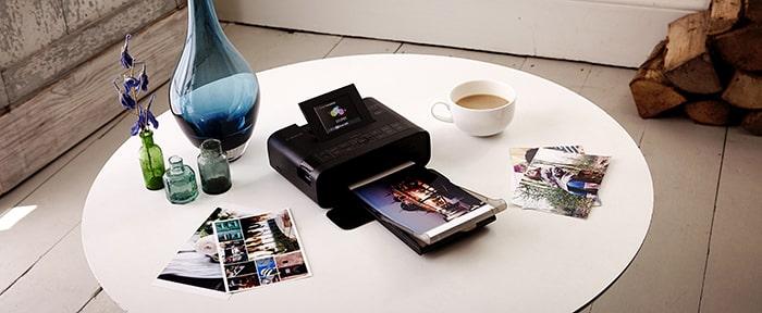 پرینتر مخصوص چاپ عکس کانن Canon SELPHY CP1200
