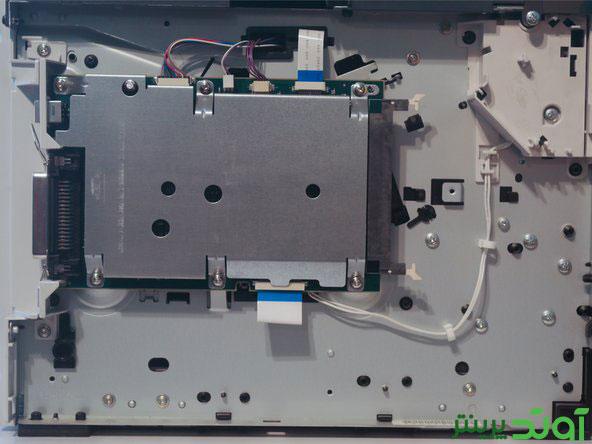 تعویض کنترل پنل دستگاه های پرینتر HP LaserJet 1160 یا 1320