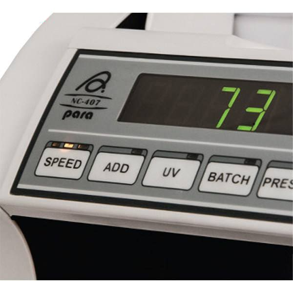 Para NC-407 Money Counter