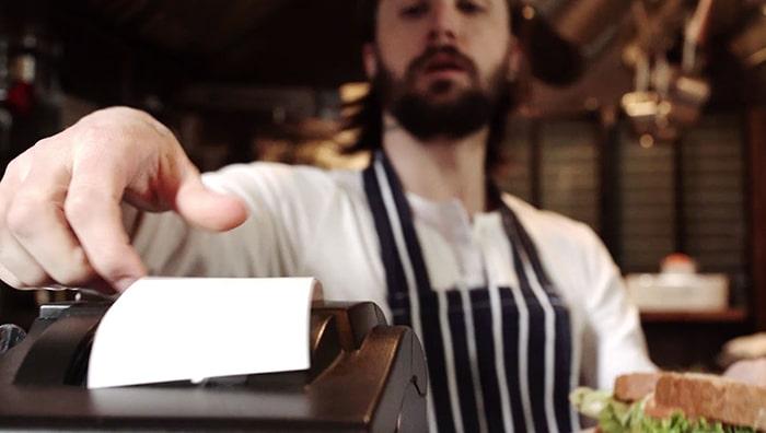 راهنمای خرید فیش زن رستوران ، فیش زن حرارتی یا سوزنی