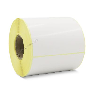 لیبل (برچسب) کاغذی تک ردیفه Paper Label 100x100 One Row