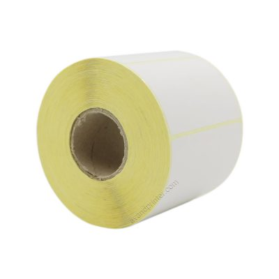 لیبل (برچسب) کاغذی تک ردیفه Paper Label 50x80 One Row