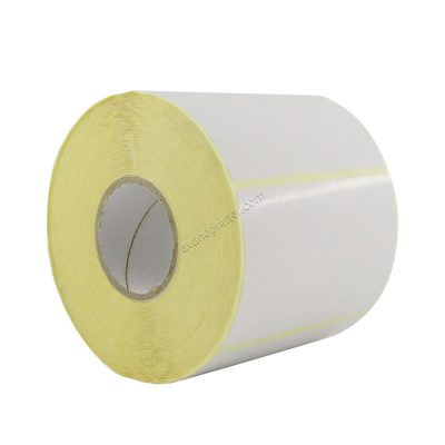 لیبل (برچسب) کاغذی تک ردیفه Paper Label 60x90 One Row