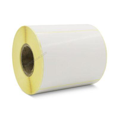 لیبل (برچسب) کاغذی تک ردیفه Paper Label 70x100 One Row