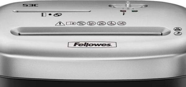 کاغذ خرد کن فلوز Fellowes Powershred 53C