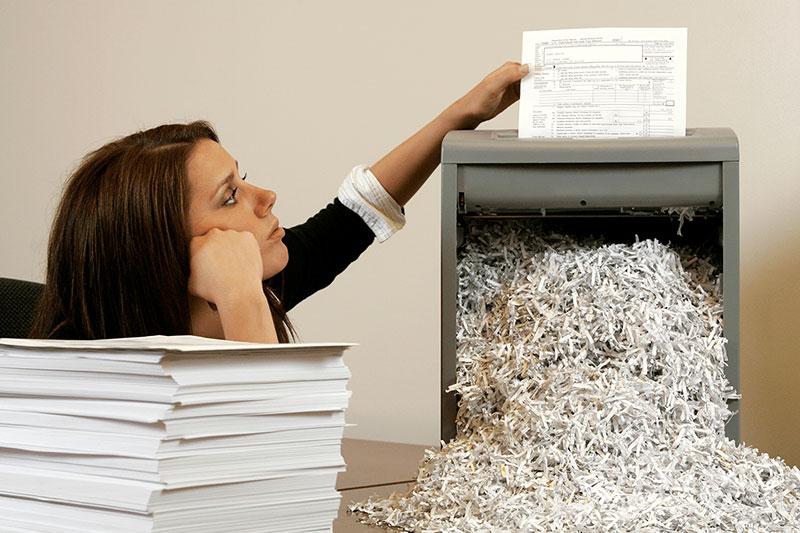 راهنمای خرید کاغذ خرد کن + بهترین های موجود
