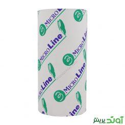 رول کاغذ حرارتی میکرولاین