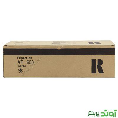 مرکب ریسوگراف VT 600