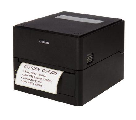 Citizen CL-E300 Desktop Barcode Printer