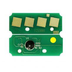چیپستکارتریج توشیبا رنگ زرد Toshiba FC50E Yellow Cartridge Chipset
