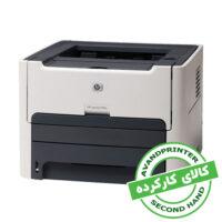 پرینتر لیزری HP LaserJet 1320 استوک با پورت شبکه