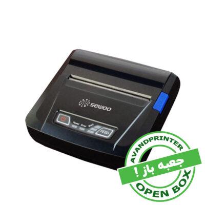 فیش پرینتر قابل حمل Sewoo LK-P31 جعبه باز