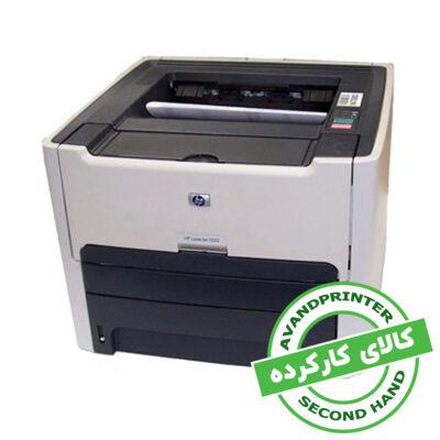 پرینتر لیزری HP LaserJet 1320 استوک