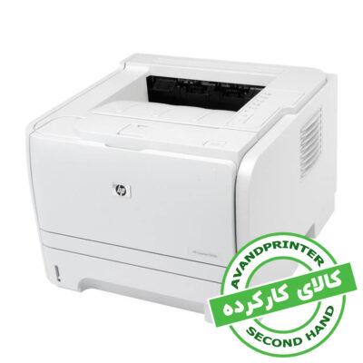 پرینتر لیزری HP LaserJet P2035 استوک