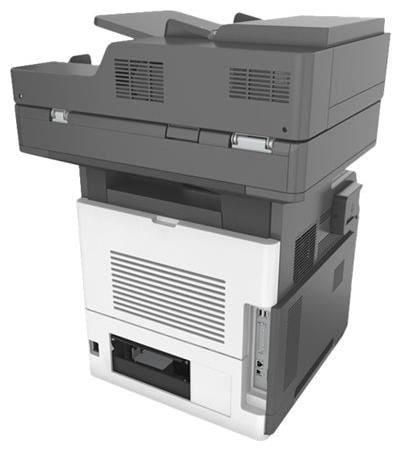پرینتر چندکاره لیزری لکسمارک Lexmark MX717de