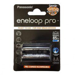 باتری قلمی قابل شارژ Panasonic Eneloop Pro 1.2V