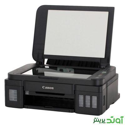 پرینتر چندکاره جوهر افشان Canon PIXMA G2411