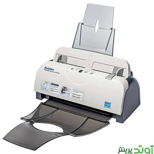 تکنولوژی های به کار رفته در scanner ad 125 avision