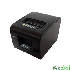 فیش پرینتر میوا MEVA TP 1000 یک دستگاه جمع و جور و به صرفه برای صاحبان رستوران ها، فروشگاه ها، موسسات و... می باشد که برای چاپ فیش طراحی شده است