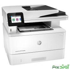 متاسفانه M428fdn قابلیت چاپ رنگی ندارد و برای پرینت اسناد رنگی باید از چاپگرهای جوهر افشان کمک بگیرید.