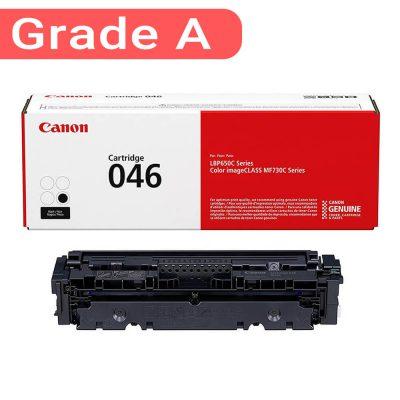 کارتریج کانن رنگی 046 رنگ مشکی کیفیت مطلوبی دارد و لازم نیست هیچگونه نگرانی در رابطه با آسیب دیدن چاپگر خود داشته باشید