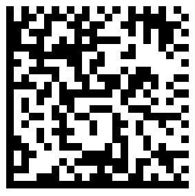 معرفی کد ماتریس داده