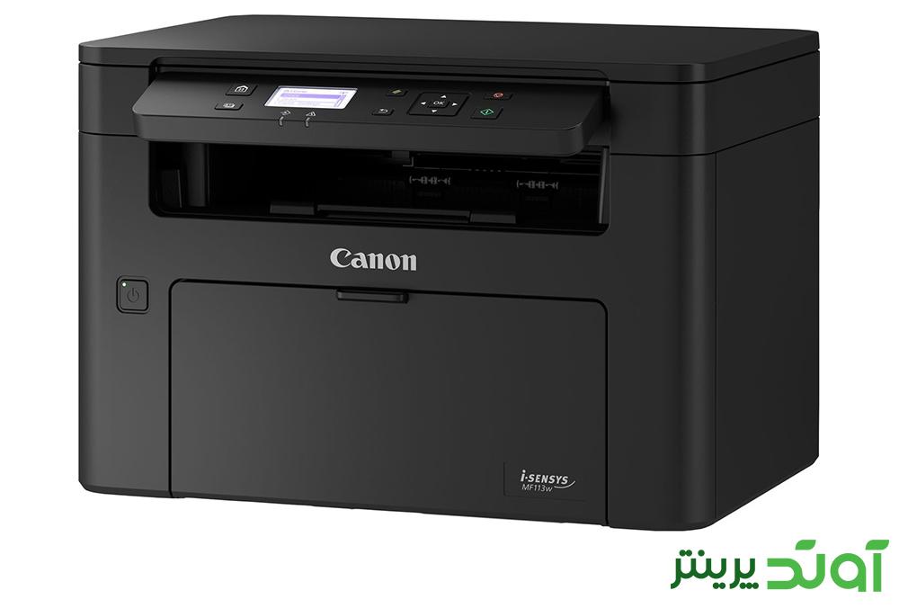 کانن مدل i-SENSYS MF113w یک چاپگر سه کاره
