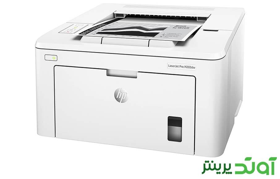 این دستگاه از اپلیکیشن ePrint و AirPrint نیز بهره گرفته است که کار شما با این چاپگر را بسیار راحت می کند