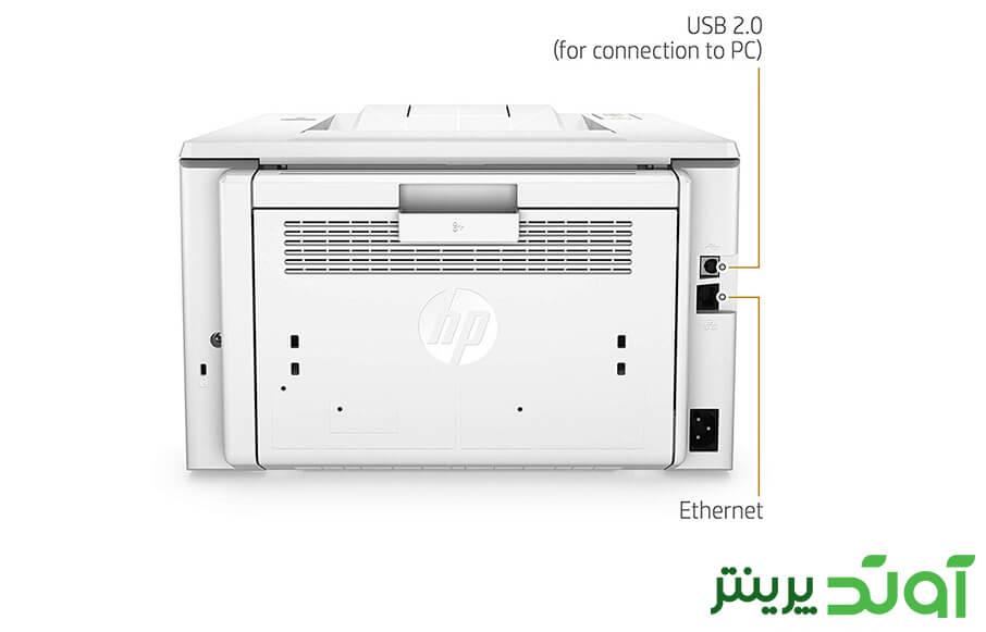 M203dw مصرف برق بسیار پایینی دارد