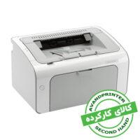 پرینتر لیزری HP LaserJet Pro P1102 استوک