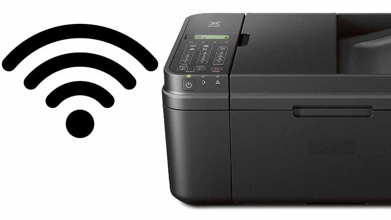 راهنمای اتصال پرینتر کانن به Wifi